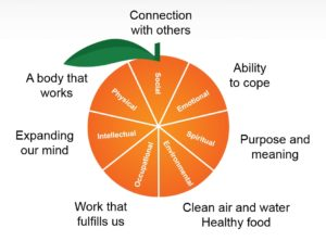 7 pillars of wellness image